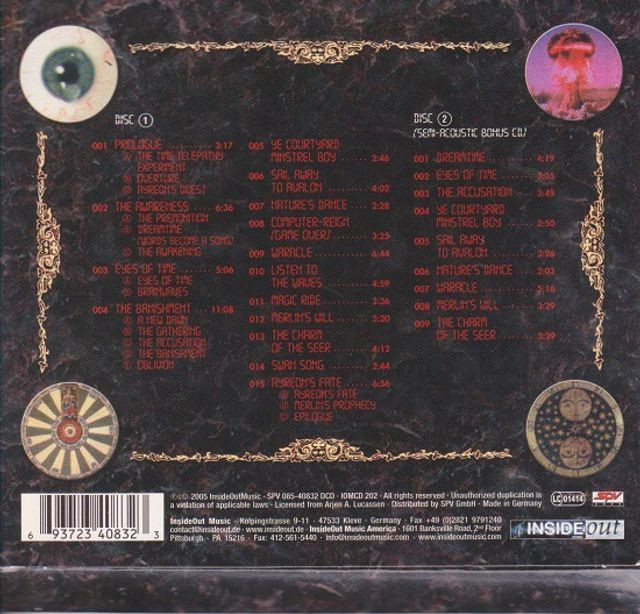 Ayreon - The Final Experiment 02 CDs - Foto 2