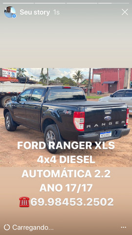 FORD RANGER 2.2 XLS Ano 17/17 - Foto 11