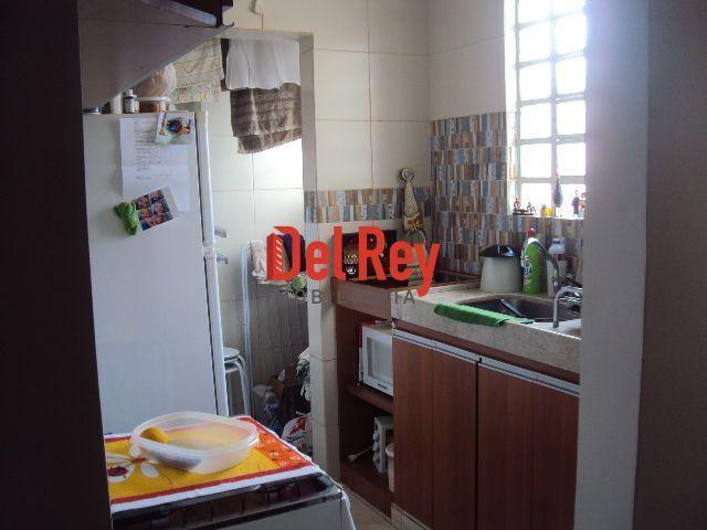 Apartamento à venda com 3 dormitórios em Caiçaras, Belo horizonte cod:2047 - Foto 2