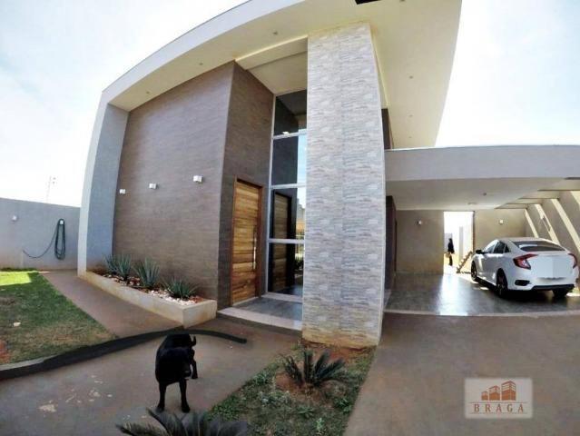 Vende-se casa com 150,41 m2 de laje, Bairro Green Ville ll ? Naviraí - MS - Foto 8