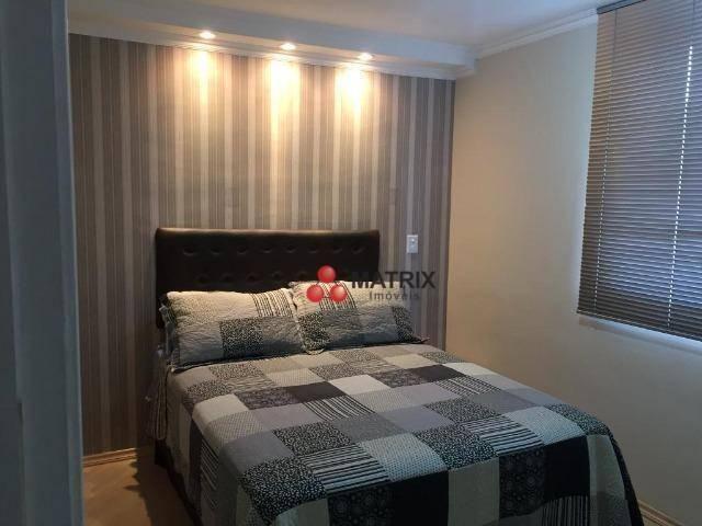 Apartamento com 3 dormitórios à venda, 63 m² por R$ 355.100,00 - Cristo Rei - Curitiba/PR - Foto 17