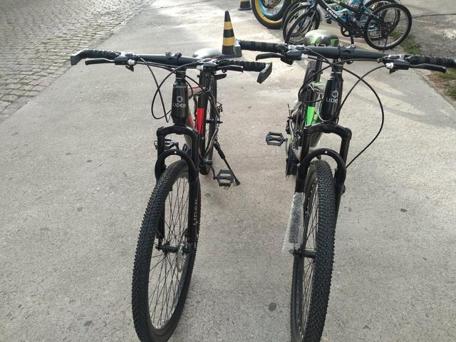 Promoção bike aro 26 zero completa - Foto 3