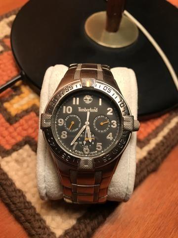 Relógio Timberland Aço - Foto 2