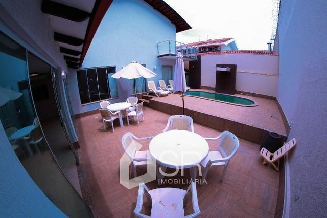 Sobrando com 4 quartos e piscina localizado na av. Rio Madeira no Cond. Forte Príncipe - Foto 8