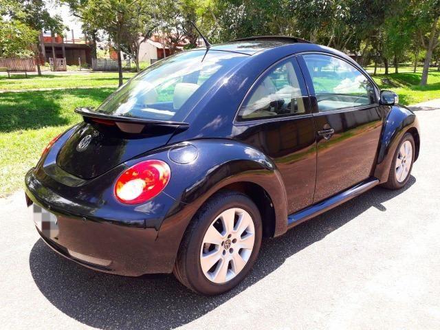 New beetle, carro conservado, com o preço muito bom - Foto 8