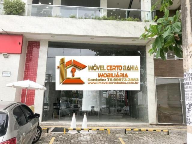 LOJÃO TÉRREO PARA ALUGUEL, 128 M² POR R$ 14.000/MÊS - STIEP - SALVADOR/BA