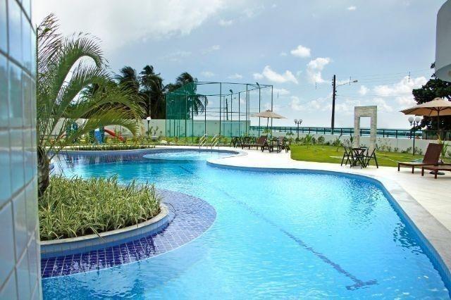 VM-Lindo apartamento à Beira-Mar do Janga - Edf Janga Prince - 03 Quartos - Foto 3