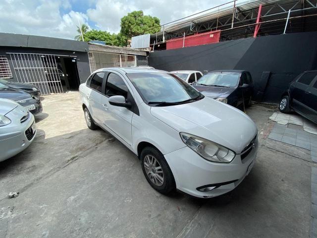 FIAT SIENA 2012/2013 1.4 MPI EL 8V FLEX 4P MANUAL