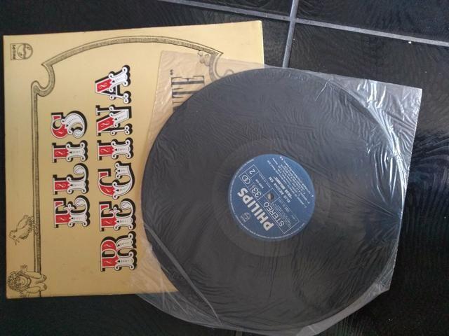 LP disco vinil Elis Regina