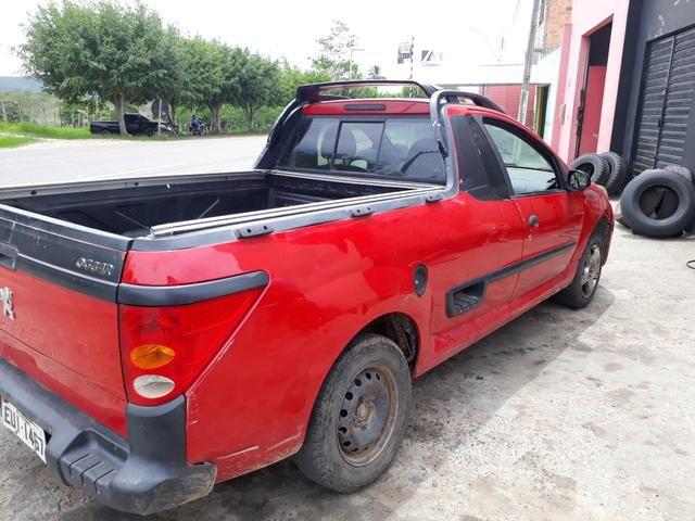 Peugeot hoggar 2010/2011
