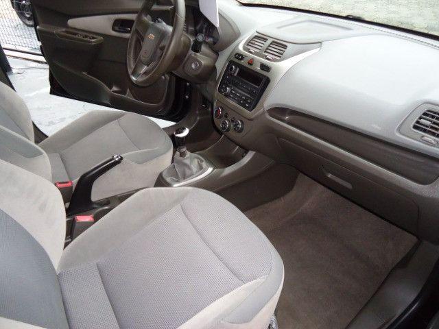 Chevrolet colbalt ltz 1.4 flex 102cv 4p ano 2012 preto - Foto 11