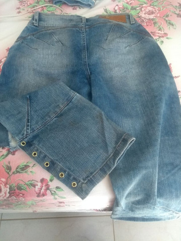 Calça Jeans retrô - Foto 2