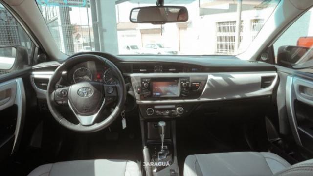 Toyota corolla 2015 2.0 xei 16v flex 4p automÁtico - Foto 8