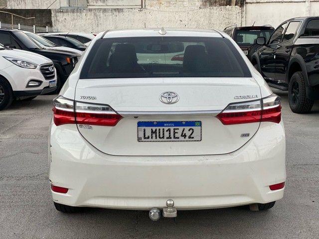 Corolla XEI 2.0AT GNV 5G - Único Dono - Todo Revisado na Toyota  - Foto 5