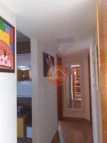 Cobertura com 4 dormitórios à venda, 180 m² por R$ 750.000,00 - Paquetá - Belo Horizonte/M - Foto 3