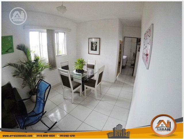 Apartamento à venda, 106 m² por R$ 200.000,00 - Vila União - Fortaleza/CE - Foto 4