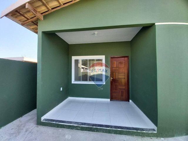 Casa com 2 dormitórios à venda, 67 m² por R$ 210.000 - Balneário das Conchas - São Pedro d - Foto 3