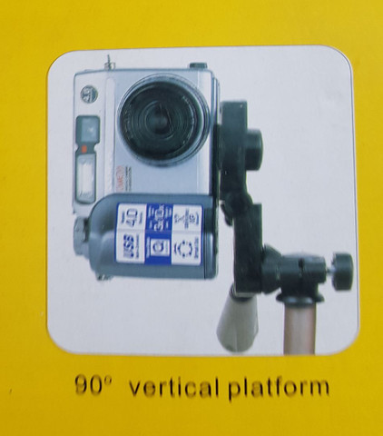 Tripé WF modelo WK 1008 - Foto 2