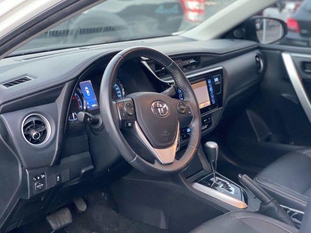 Corolla XEI 2.0AT GNV 5G - Único Dono - Todo Revisado na Toyota  - Foto 6