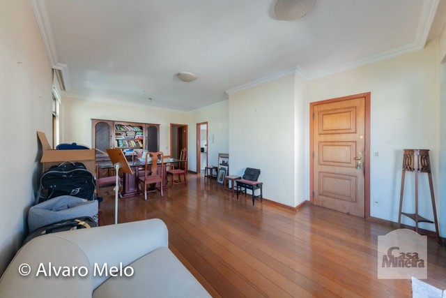 Apartamento à venda com 4 dormitórios em Santo antônio, Belo horizonte cod:263492 - Foto 2