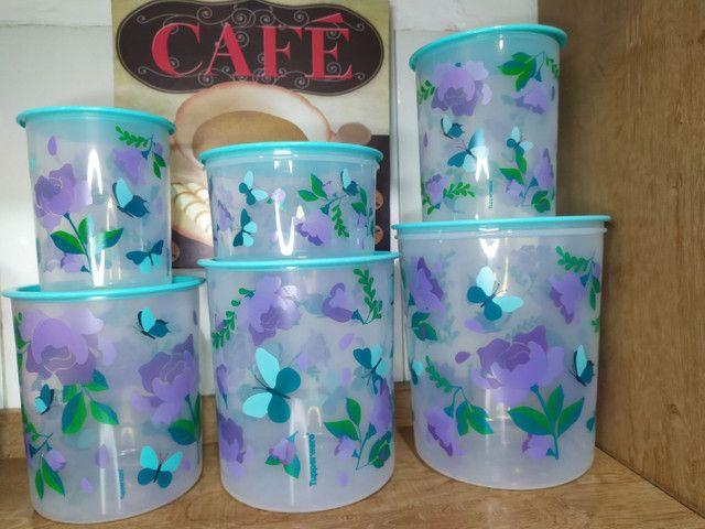 Kit Instantâneas borboletas Tupperware - Foto 4