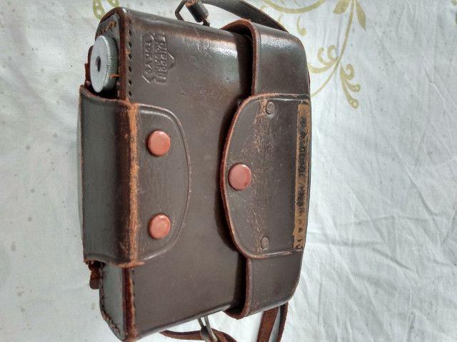 Máquina de fotografia antiga nikkorex R$ 350,00 whatsapp * - Foto 2