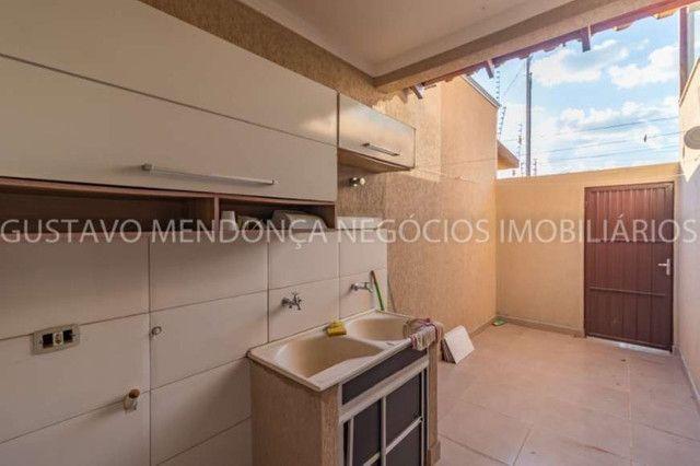 Casa rica em planejados com 3 quartos no Rita Vieira! - Foto 17