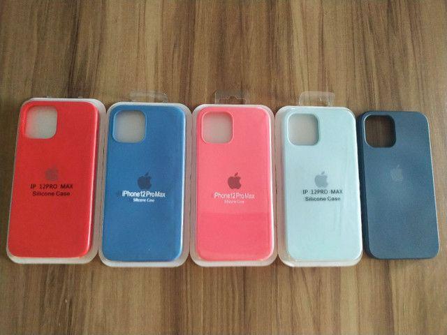 Cases aveludadas iPhone - Foto 5