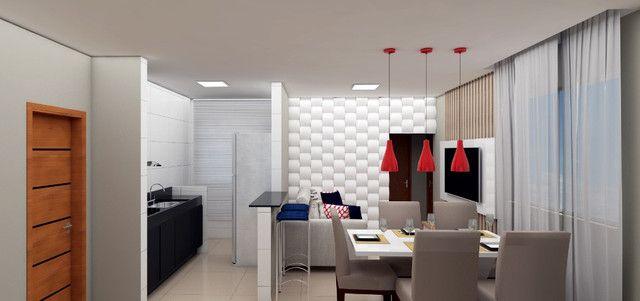 Oportunidade, apartamentos de 3 qtos com suíte e duas vagas no Santa Branca. - Foto 8
