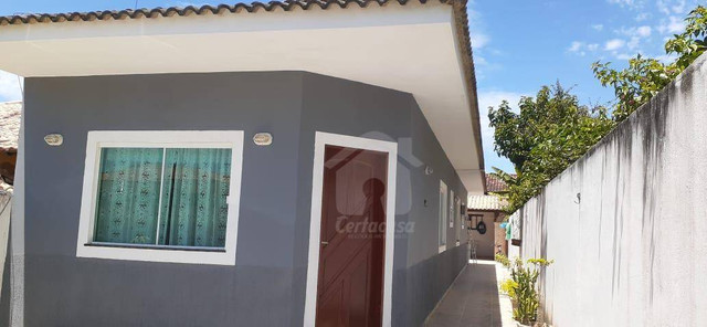Casa com 2 dormitórios à venda, 80 m² por R$ 240.000 - Balneário das Conchas - São Pedro d