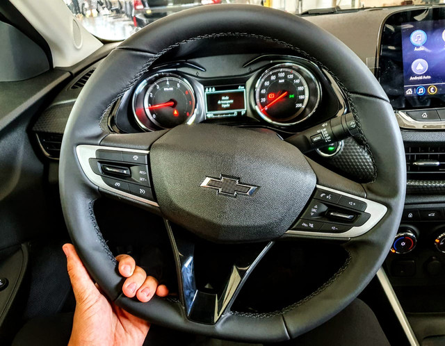 Chevrolet Onix Plus Midnight 2022 - Foto 3