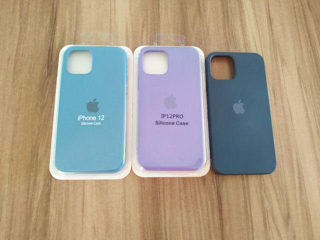 Cases aveludadas iPhone - Foto 3