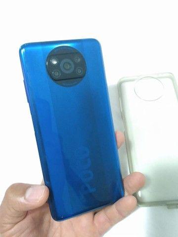 Xiaomi poco x3 6gb Ram 64 Rom /memória interna bateria 6000 MA. - Foto 3