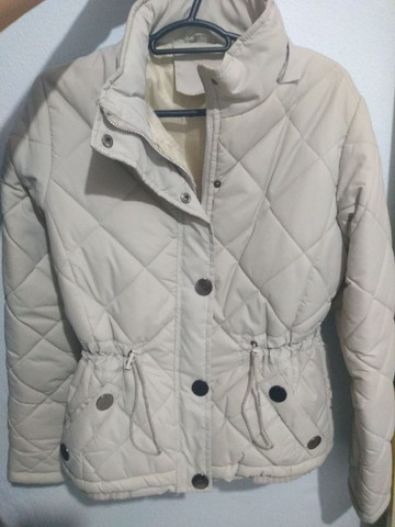 Jaqueta de inverno (com punho)