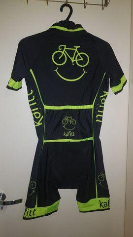 Roupa Ciclismo Feminina - Foto 3