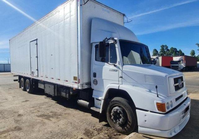 caminhão 1629