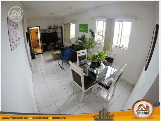 Apartamento à venda, 106 m² por R$ 200.000,00 - Vila União - Fortaleza/CE - Foto 5