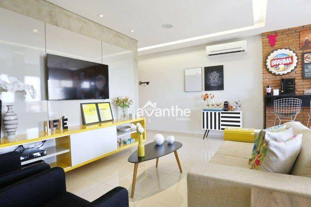 Apartamento com 3 dormitórios à venda, 107 m² por R$ 600.000 - Piçarreira Zona Leste - Ter - Foto 8