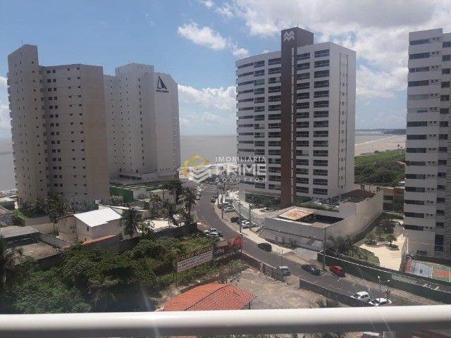 Apto. 3 Suítes na Ponta do Farol - Andar Alto - Torre Únca - Vista Mar - Foto 2
