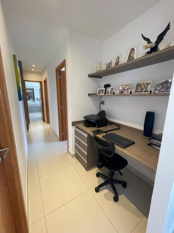Ótimo apartamento no Residencial Alfredo Volpi, Bessa, 3 suítes + DCE, com linda vista  - Foto 9