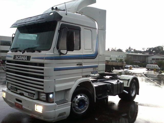 SCANIA 113 / 360 TOP LINE FRONTAL