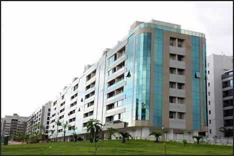 SQNW 311 apartamento nascente com 3 quartos e 114m² no Noroeste