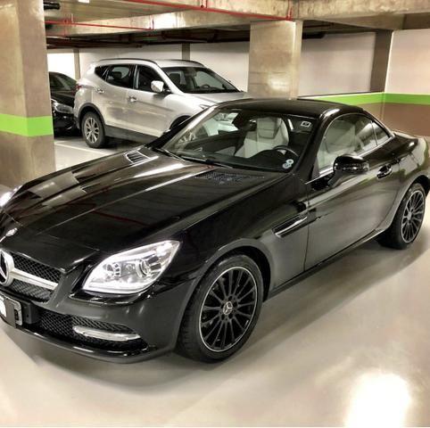 Mercedes Benz Slk 200 2012 Conversível