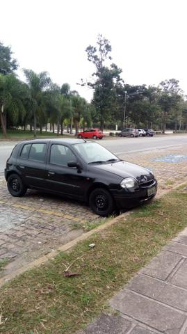 renault cleo 1.6 completo - 2002