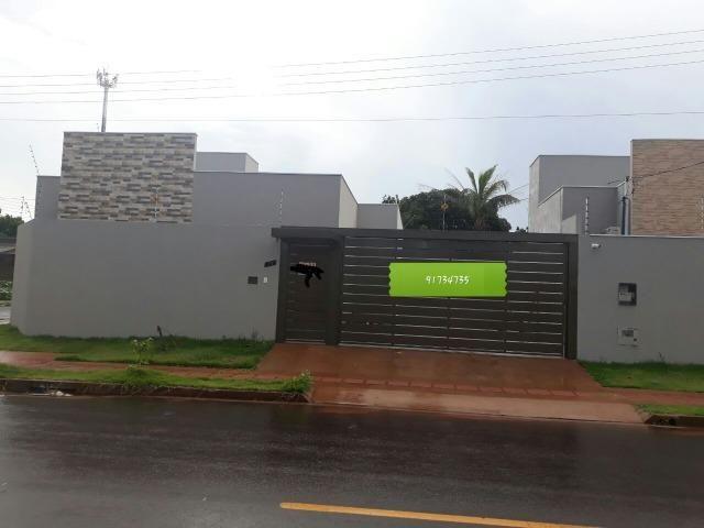 Excelente casa Parque dos Poderes R$ 320 mil. 3 quartos