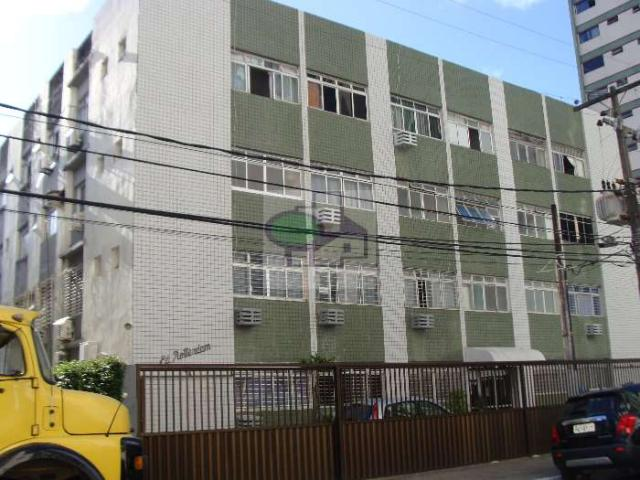 APTº205, EDF. ROTERDAN - 1 quarto(s) - Boa Viagem, Recife