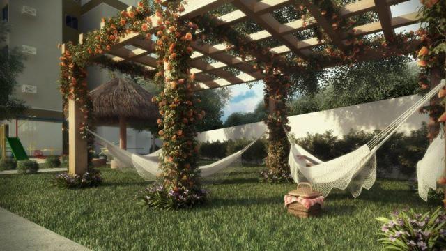 Conheça o Reserva Santa Lúcia com 3/4 com varanda e suíte