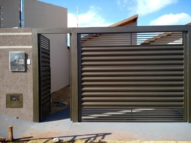Casa 3 quartos, Nova Campo Grande. R$ 165 mil