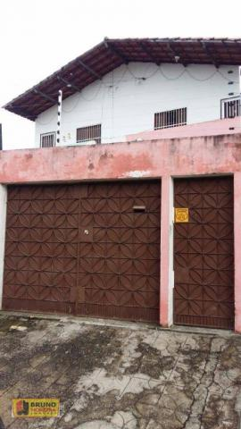 Casa residencial para locação, Parque Potira (Jurema), Caucaia.