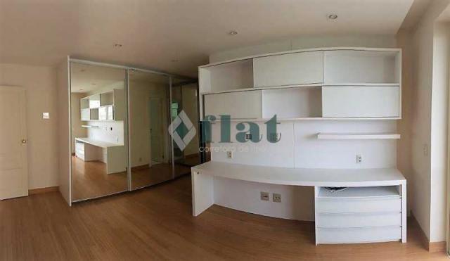 Apartamento à venda com 5 dormitórios em Barra da tijuca, Rio de janeiro cod:FLAP50004 - Foto 12